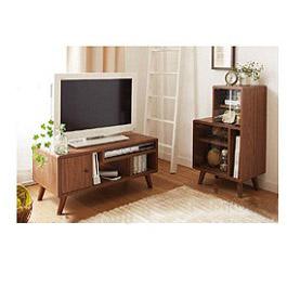 コンパクト家具シリーズ(Aテレビ台 小) ナチュラル A(テレビ台・小)の商品画像