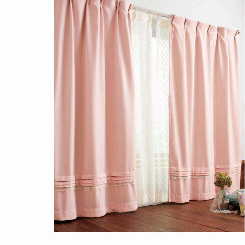 遮光カーテン(200x225・1枚) アイボリーの小イメージ