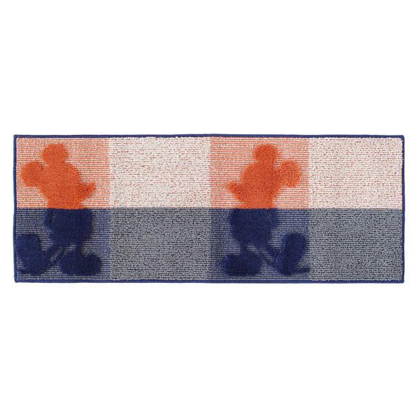 キッチンマット/ミッキー(スタイル) オレンジ 45x120の商品画像