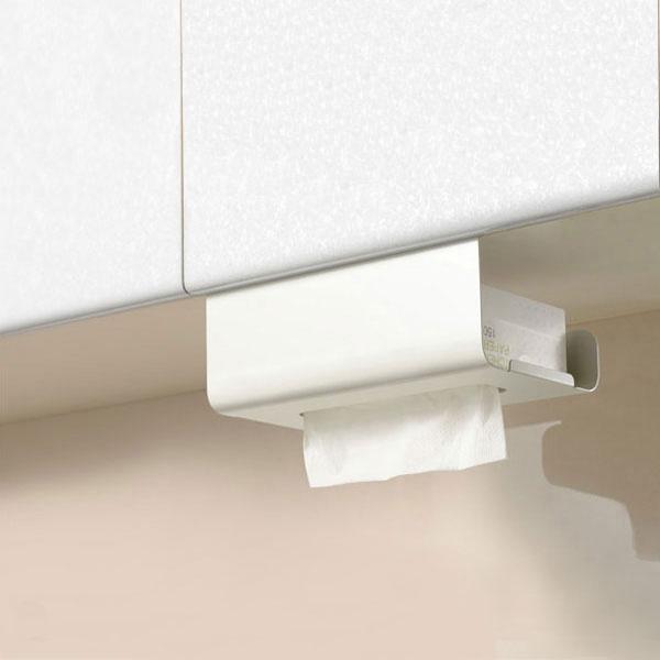 キッチンボックスハンガー/UCHIFIT ホワイトの写真
