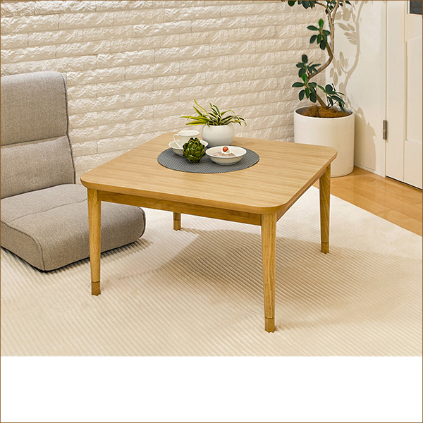 こたつテーブル (エイル・長方形)の写真