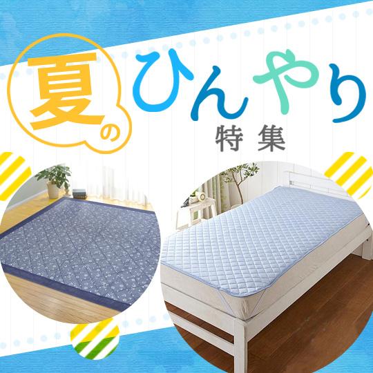 夏の新商品入荷!夏のひんやり特集!